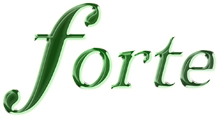 FORTE Notensatz