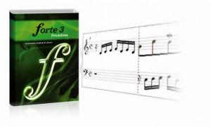 Notationsprogramm FORTE