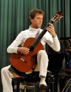 Philippe Pencet Gitarrenspieler