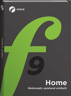 Bild der Verpackung FORTE 9 Home Edition