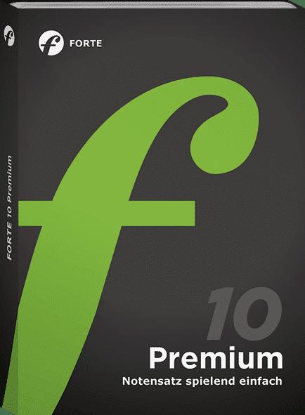 FORTE Premium Sonderlizenzen