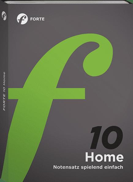 Bild der Verpackung FORTE 10 Home Edition