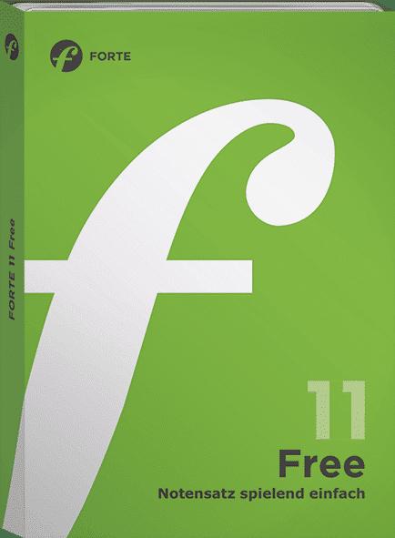 Bild der Verpackung FORTE 9 Free Edition